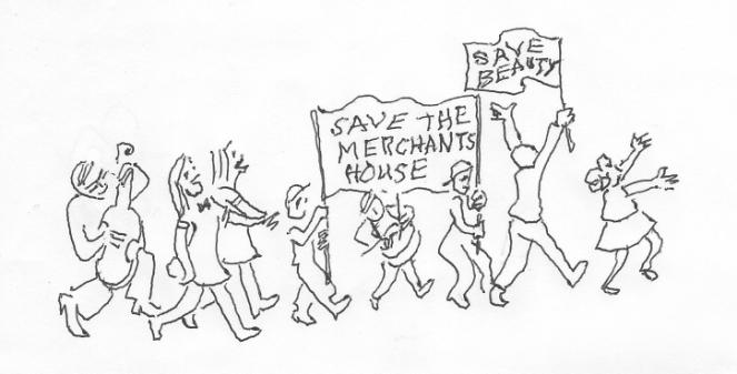 Merchant March