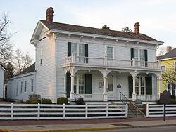 Bpyhpod home of James Whitcomb Riley