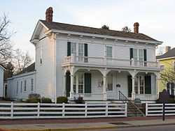 Bpyhpod home of James Whitcomb Riley
