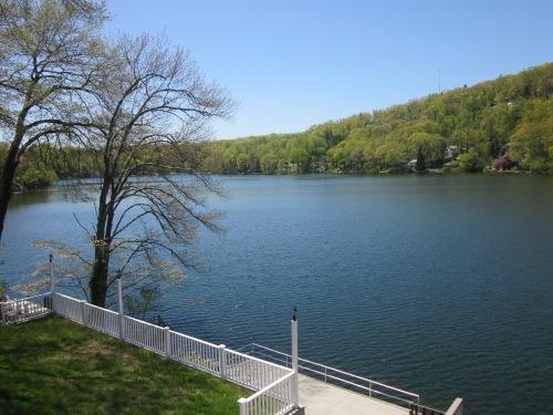 Beautiful Lake Peekskill