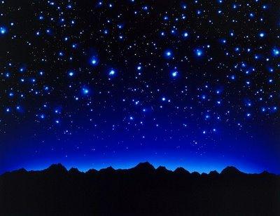 stars shinning