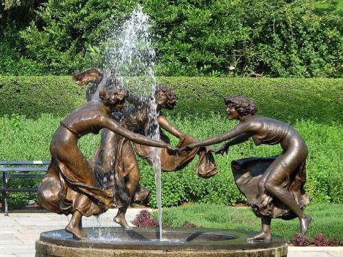 """Three Dancing Maidens"""