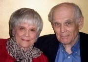 A photo of Mary and Herbert Knapp