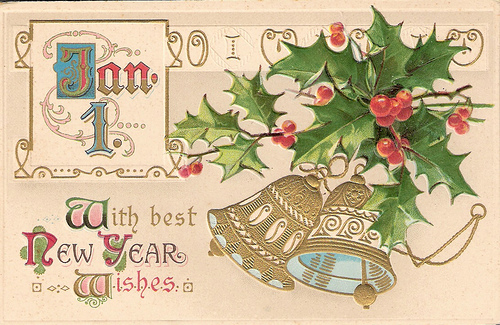 new-years-greeting