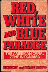 Cover of Red, White and Blue Paradise